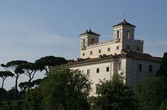 Rom, Viale Trinità dei Monti,  Villa Medici | da HEN-Magonza