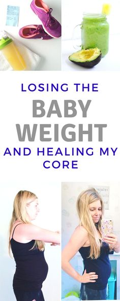 how to lose the baby weight; healing diastasis recti; postpartum fitness