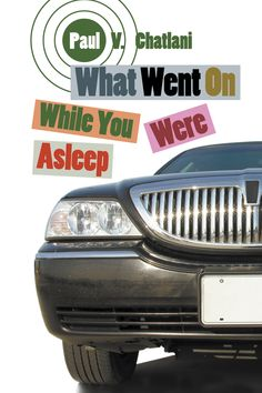 Congrats to author Paul V. Chatlani on his #newrelease 'What Went on While You were Asleep'!