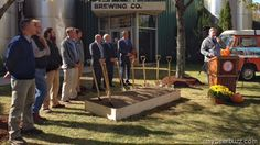 mybeerbuzz.com - Bringing Good Beers & Good People Together...: Otter Creek breaks Ground On New Brewhouse