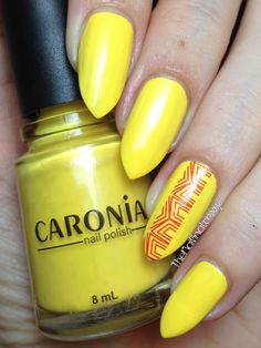 The Nailinator shares some quick and easy nail art looks featuring picks from Caronia Shades of Summer in First Crush, Sweet Surprise and Sun Kissed. First Crush, Easy Nail Art, My Nails, Decal, Nail Polish, Water, Sweet, Gripe Water, Candy