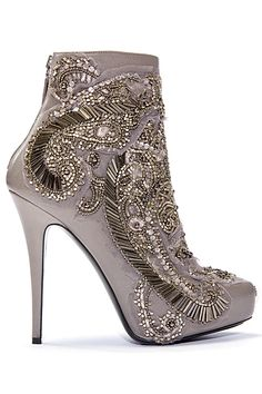 bejewelled beauty, love this boot!!!