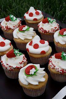 1st Birthday Strawberry Party