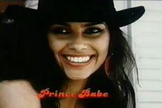 """cute pic of Denise """"Vanity"""" Matthews"""