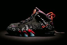 "PREVIEWS: Nike Barkley Posite Max ""Area 72"""