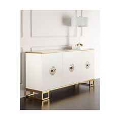 John-Richard Collection Prynne Credenza ($2,999) ❤ liked on Polyvore featuring home, furniture, storage & shelves, sideboards, alabaster, mirrored credenza, mother of pearl inlaid furniture, mirrored furniture, mirrored sideboards and antique white buffet