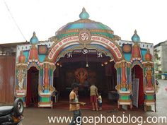 Ganapati in Goa  http://www.goaphotoblog.com/2013/09/ganesh-chaturthi-in-goa.html