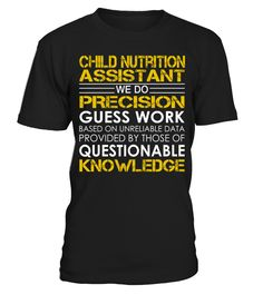 Child Nutrition Assistant We Do Precision Guess Work #ChildNutritionAssistant