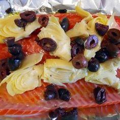 ... on Pinterest   Mediterranean Diet, Mediterranean Recipes and Salmon