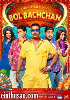 Bol Bachchan Hindi Movie Online - Ajay Devgn, Abhishek Bachchan, Asin, Prachi Desai and Krushna Abhishek. Directed by Rohit Shetty. Music by Himesh Reshammiya. 2012 [U/A] ENGLISH SUBTITLE