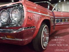 IMPERIALS CC Merry Christmas And Happy New Year, Happy Holidays, Gypsy Rose, Low Low, Low Rider, Antique Cars, Automobile, Garage, Texas