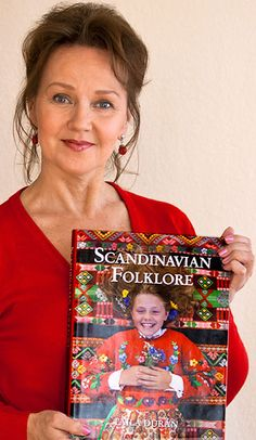 "Laila Duran, author of ""Scandinavian Folklore"" and creator of the Folklore Fashion blog - an excellent place to learn about historical clothing from Norway and Sweden. www.http://folklorefashion.durantextiles.com/"