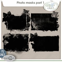 Photo masks part 1