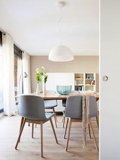 Un appartement élégant aux notes bleues | PLANETE DECO a homes world | Bloglovin'