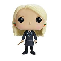 Luna Lovegood from Harry Potter is given a fun and funky, stylized look as an adorable collectible Pop! Marvel 14 3 tall Vinyl Imported By HAPPY MONKEY Harry Potter Hermione, Harry Potter Store, La Saga Harry Potter, Harry Potter Cosplay, Harry Potter Facts, Harry Potter Movies, Ron Weasley, Hermione Granger, Luna Lovegood Funko Pop