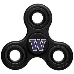 Washington Huskies Three-Way Fidget Spinner