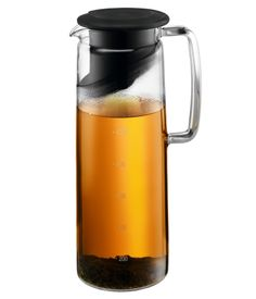 Bodum - The BEST iced tea! Use it everyday! Iced Tea Pitcher, Iced Tea Maker, Best Coffee Maker, Coffee Store, Thing 1, Tea Infuser, Infused Water, Coffee Roasting, Kitchen Essentials