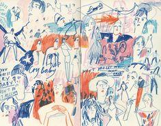 Charlotte Ager illustration : Photo