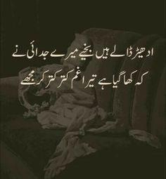 344 Best Shayeri Sad Images In 2019 Urdu Quotes Manager Quotes