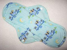 DIY ~ Cloth pad