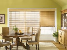 Window blind treatment ideas will create the visual structure of your place, so when thinking, don't think of your large window as a reconsideration. In a vague scheme window, dressing can bring in a punch of color and also, when closed, be used to alter the condition. Don't be bound to the idea that matching is the always the answer. Alternating shades and patterns mean sections can play off each other and stop the visual of a huge window from becoming an oppressive solid block.