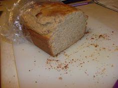 Peanut Butter Sandwich Bread