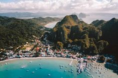 El Nido Travel Guide – Things to do in El Nido Palawan Palawan Island, El Nido Palawan, Coron Palawan, Philippines Palawan, Philippines Vacation, Romantic Vacations, Romantic Travel, Us Travel Destinations, Places To Travel
