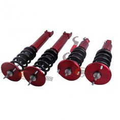 Nissan Skyline GTR R34 BNR34 ER34 GTT Adjustable Coilover Shock Absorber Strut Suspension Kit
