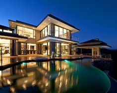 House elegant design beautiful house interior and exterior