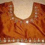 Tutorial: Draft and sew a saree blouse