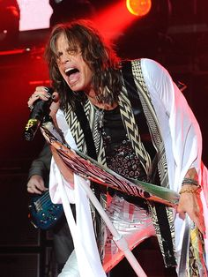 Steven Tyler..He still Rocks and has that unexplainable sex appeal