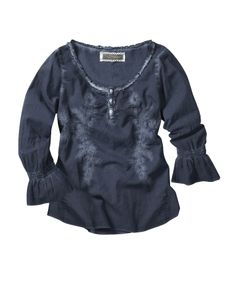 """Joe Browns"" Joe Browns Embroidered Blouse at Simply Be"