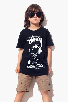 Peanuts x Stussy Kids 2012 Spring/Summer Capsule Collection