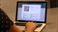 WhatsApp lança versão desktop para Windows e Mac OS (Foto: Luana Marfim / TechTudo)