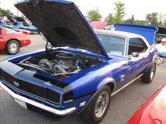 milford ohio cruise in car show