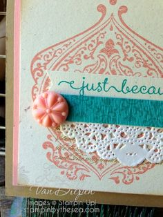 Beautifully Baroque, Stampin' Up!