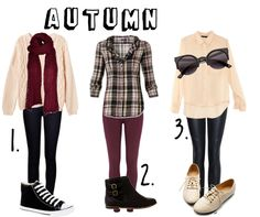 Perfect plane/ road trip outfits!