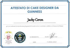 CORSI CAKE DESIGN  BUDRIO (BO): JACKY CERON (cake designer)