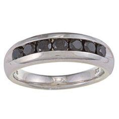 Black #Diamond Men's Ring