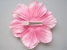 Line pin with Gregorian ribbon for hair clip bloom flowers