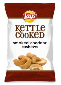 Wouldn't smoked-cheddar cashews be yummy as a chip? Lay's Do Us A Flavor is back, and the search is on for the yummiest flavor idea. Create a flavor, choose a chip and you could win $1 million! https://www.dousaflavor.com See Rules.