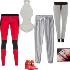DanceRehearsal by jenn-phillip on Polyvore featuring polyvore fashion style Ultracor Zimmermann True Religion BUSCEMI