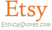 EthicalStores.com is a cruelty free ethical alternative to Etsy. #vegan shopping