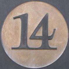 Gallery Cabala Numero 14
