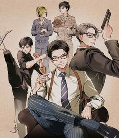 Yuri on Ice x Kingsman / #yoi