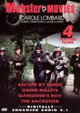 Mobster Movies: Escape by Night/Gang Bullets/Gangster's Boy/The Racketeer [DVD]