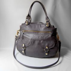 Large+Onishi+bag+in+graphite+by+valhallabrooklyn+on+Etsy,+$349.00