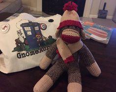 Ravelry: Shirelwebb's Sock Monkey