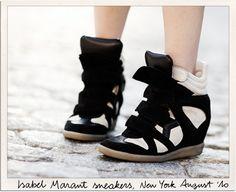 sneakers Isabel Marrant