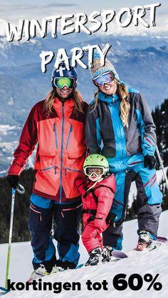 Wintersportseizoen is begonnen bij Topshelf met kortingen tot 60%!